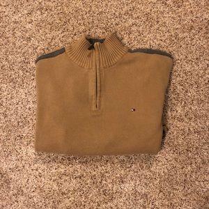 Tommy Hilfiger zip up sweater
